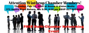 02 11 16 multi chamber event