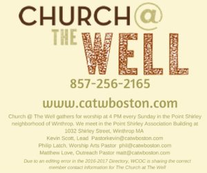 Church at the well edit cover